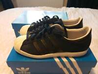 Adidas Superstar 80s size 8 from 2012