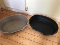 Two Dog Beds