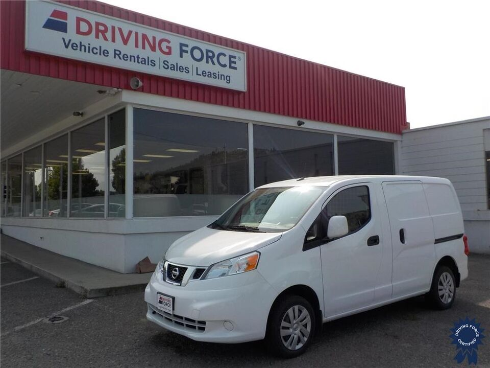 2017 Nissan Nv200 I4 Sv Mini Cargo Van Backup Camera Cars