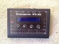 MFB-503 Drumcomputer analog drum machine