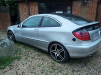 Mercedes C180 LPG converted MOT failure