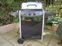 Gas BBQ (sold without gas bottle)