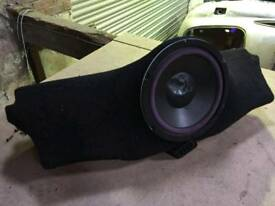 Supra locky subwoofer enclosure