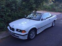 BMW 318 Convertible classic car