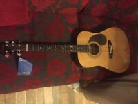 Encore 6 String Acoustic Guitar