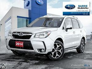 2014 Subaru Forester 2.0XT Limited at Leather, Sunroof, Turbo