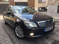 MERCEDES C220 CDI MANUAL PCO/UBER READY FULLY LOADED