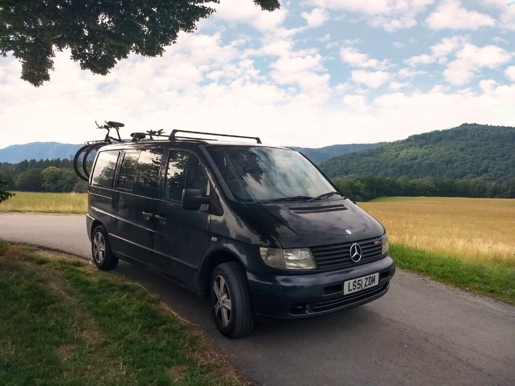 Mercedes Vito Campervan Awning Package In Brighton East Sussex Gumtree