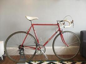 Vintage 1986 Bianchi Road bike