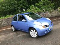 ** 1 Owner From New ** Nissan Micra 1.2 se 3 Door - Full Service History (9 stamps)Clean Example **