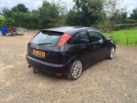 Ford Focus 1.8 Diesel 2002 Only 71500 Miles