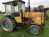 Massey Ferguson MP50E with Pick-Up Hook & PAS