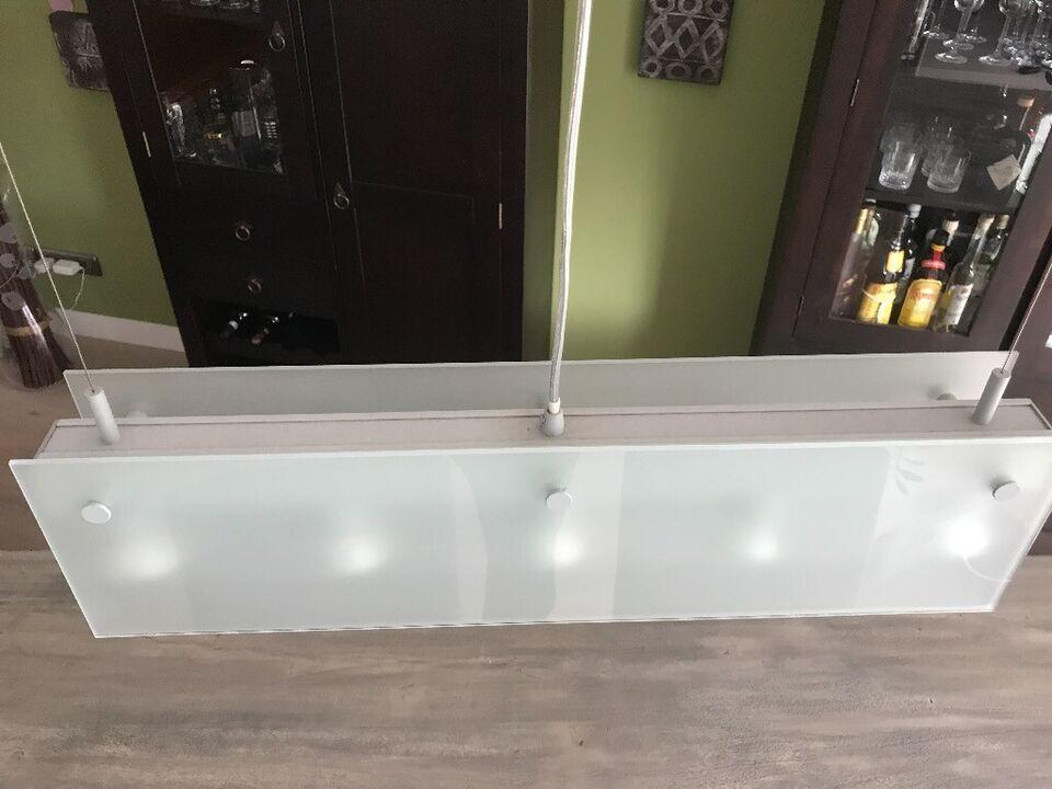 Wohnzimmer Pendelleuchte SLV Glas in Nordrhein-Westfalen - Ratingen