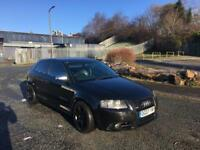 2007 Audi A3 2.0 TDI S-Line Leather Seats Low Miles 12 Months MOT+ Not Audi A4 VW Golf