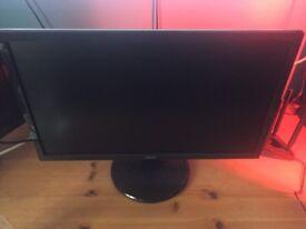 """Acer K222HQL 21.5"""" HD Monitor"""