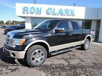 2010 Ford F-150 Lariat, Leather, Very Clean