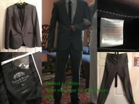 Mens slim Suit