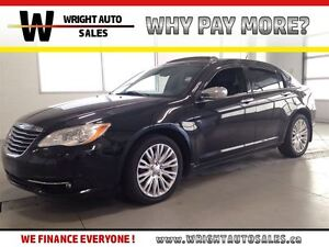 2013 Chrysler 200 LIMITED| LEATHER| SUNROOF| BLUETOOTH| 63,829KM
