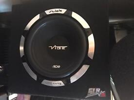 10 inch vibe subwoofer - 1050 watts