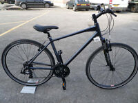 Raleigh Strada 1 Brand New Hybrid Sports Leisure Commuting Bike Suspension Forks Located Bridgend