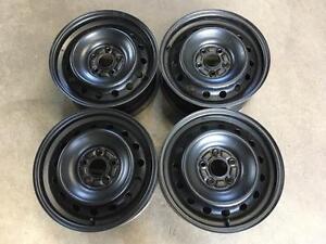 Set of 16 inch wheels. 5 X 114