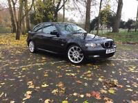 BMW 3 series E46 320D compact M-sport suspension & wheels
