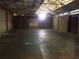 A Large warehouse with renovated offices with 24 hour access 6000 Sqft space