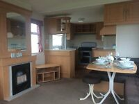 STATIC CARAVAN FOR SALE AT WHITLEY BAY TYNE AND WEAR NORTH EAST COAST
