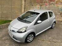 Toyota Aygo VVTI 1.0 **FULL YEAR MOT**ONLY 73K MILES**CHEAP FIRST CAR**