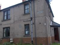 Main door lower cottage flat to let in Seabegs Bonnybridge
