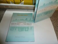 History book - The Times Complete History of the World. Very large size, 416 pages.