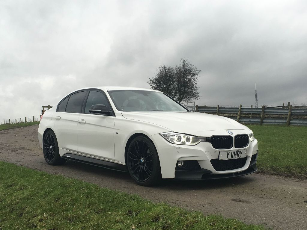 Bmw 330d M Sport M Performance Fmbsh Fully Loaded