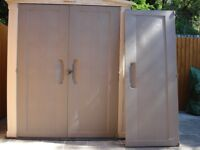 KETER SHED DOOR. spare RIGHT HAND DOOR unused item