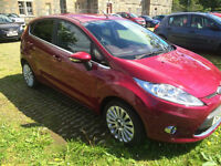 2010 Ford Fiesta Titanium 1.4 / 5 door