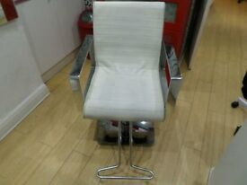 hairdressing chairs RRP NEW £499