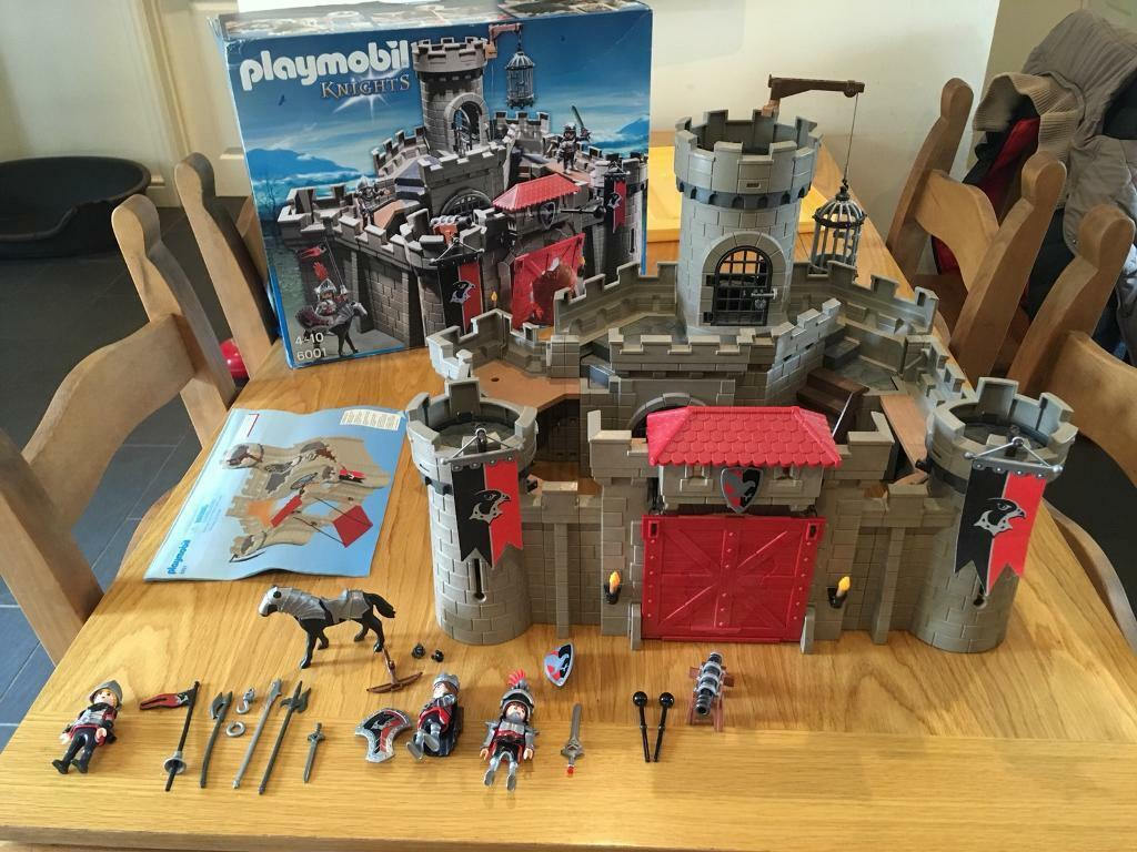 Playmobil Knights Castle 6001 In Yate Bristol Gumtree