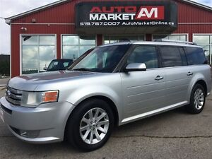 2010 Ford Flex SEL, 7 Seater, Alloys, WE APPROVE ALL CREDIT