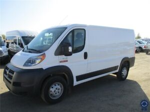 "2018 Ram ProMaster 1500 136"" WB Low Roof Front Wheel Drive"
