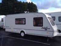 Bailey Mossele 4 Berth Caravan - Excellent Condition