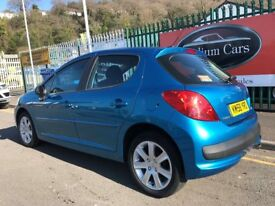 2008 (58 reg) Peugeot 207 1.6 HDi Sport 5dr Hatchback Turbo Diesel 5 Speed Manual