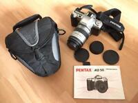Pentax Film Camera! Excellent condition! Not digital camera.