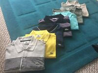Lacoste Mens Polos