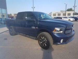 2017 Ram 1500 Sport+MAGS+DIFF 3.92