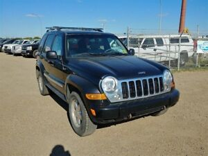 2006 Jeep Liberty Limited 2.8L Diesel 4x4 Leather Sunroof!