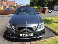E350 AMG sport with panoramic roof