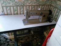 Brother Industrial Sewing Machine For Sale. Model DB2-B755-3