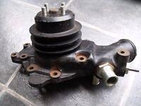 Genuine Original (NOT REFURB) Water Pump EAC6281 For Jaguar XJ6