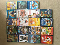 """COBY 7"""" Tablet Portable DVD/Divx Player plus a selection of Kids DVDs"""