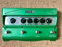Line 6 DL4 + expression pedal
