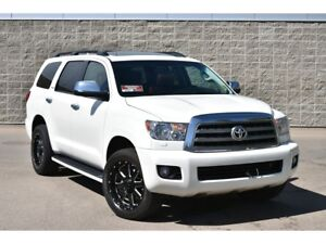 2015 Toyota Sequoia Platinum | Navi | Two Sets of Wheels | Blind